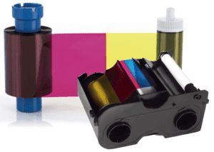 Plastic ID Card Printers and Ribbons