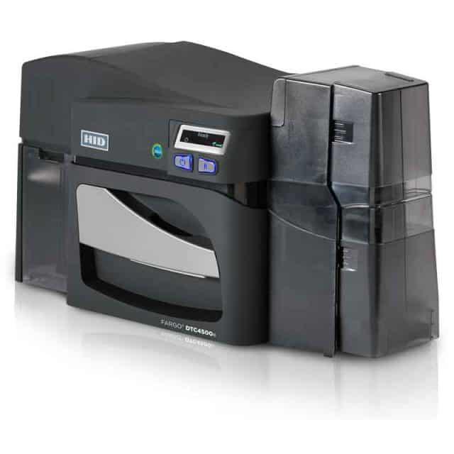 Fargo DTC4500e Printer