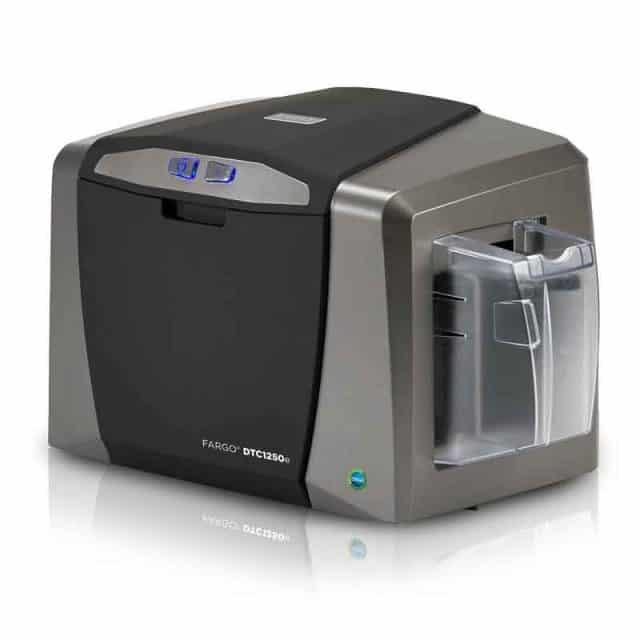 Fargo Plastic Card Printers - DTC1250e