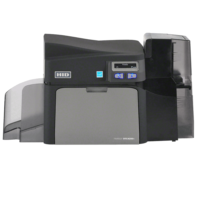 Fargo Plastic Card Printer DTC4250e