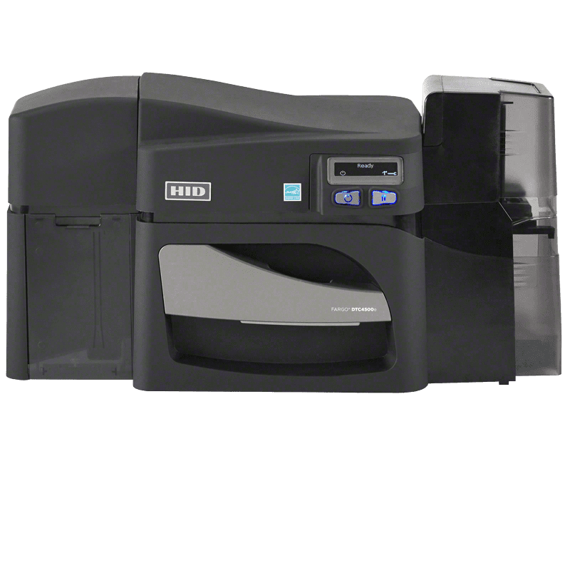 Fargo DTC4500e Plastic Card Printer