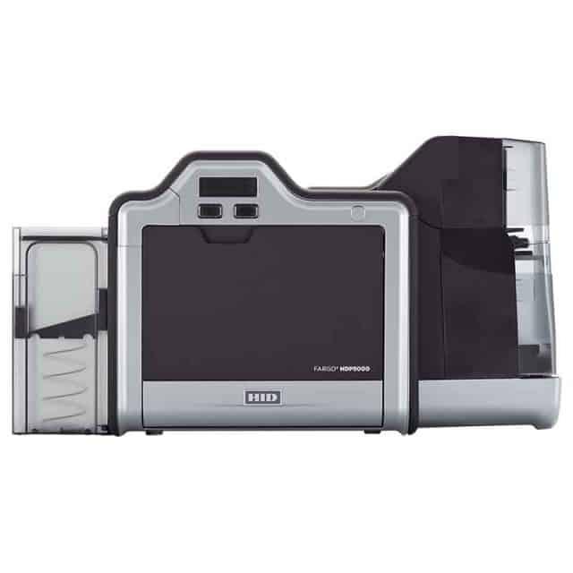 HDP5000 Dual Hoppers