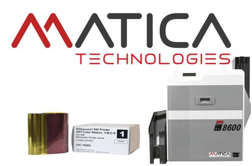 Matica ReTransfer Card Printers Australia