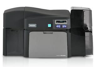 DTC4250e Dual Side Printer